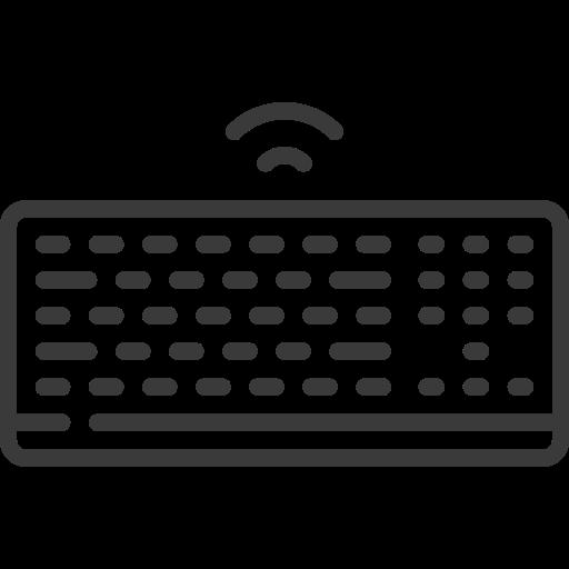 001 wireless keyboard